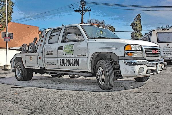 San Fernando Valley Towing