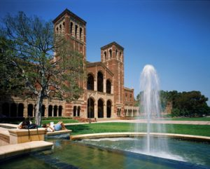 UCLA towing