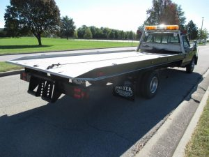 Tow Truck - Commercial Towing