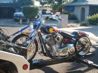 Motorcycles Towing Los Angeles