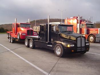 Big Rig Towing Los Angeles