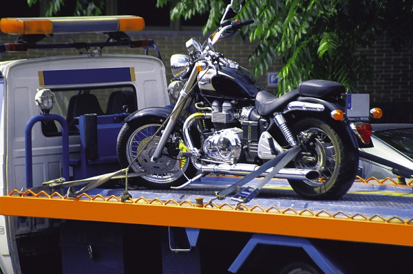 Motorcycle Towing Los Angeles