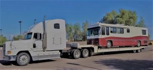 Motorhome Towing | RV Towing