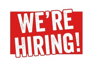 We Are Hiring | Employment