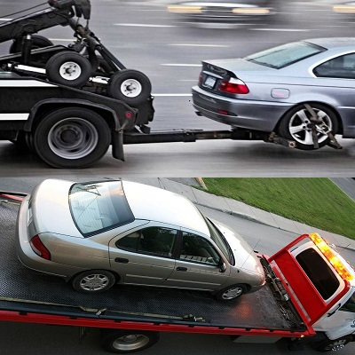 Wheel Lift And Flatbed Tow Trucks Are They The Same Green Towing Los Angeles